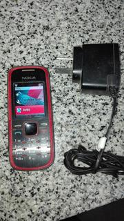 Celular Nokia 1100 Con Batería Y Cargador P/ Personal