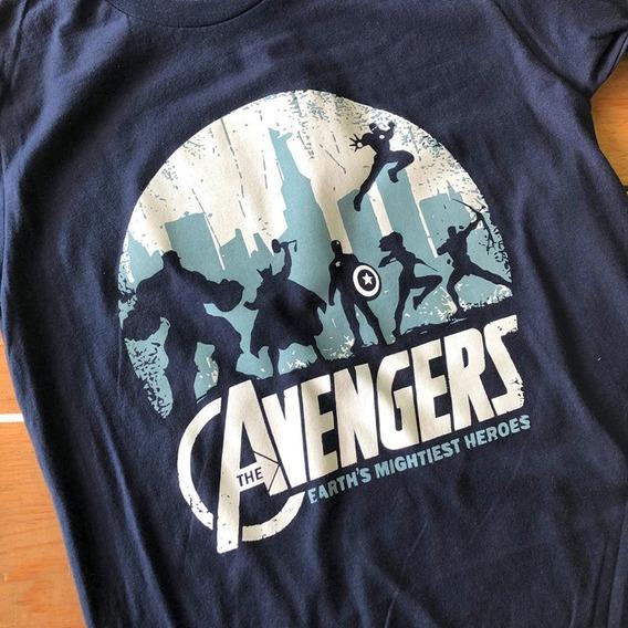 Avengers Endgame Playera Para Caballero
