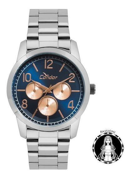 Relógio Condor - Co6p29ij/3a C/ Nf E Garantia U