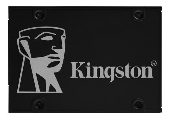 Disco sólido interno Kingston KC600 SKC600/256G 256GB