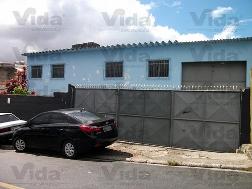 Imagem 1 de 15 de Galpão Para Aluguel, 535.0m² - 26806
