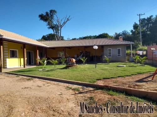 Imagem 1 de 15 de Linda Chacara A Venda Em Araçoiaba Da Serra, No Bairro Aparecida - 03018