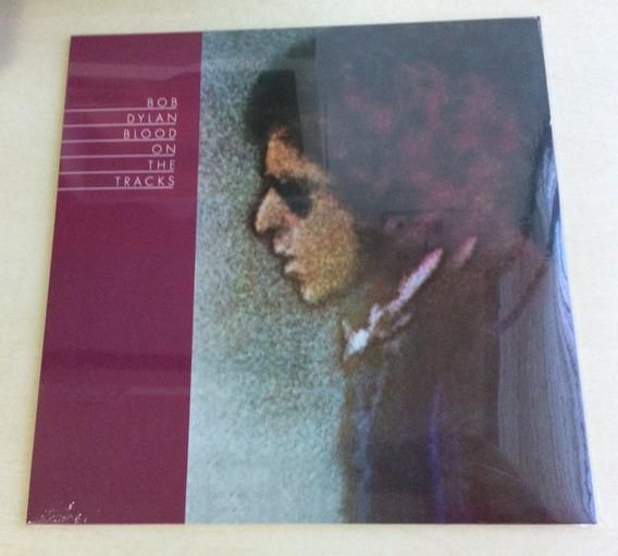 Vinil Lp Bob Dylan Blood On The Tracks Lacrado Europeu