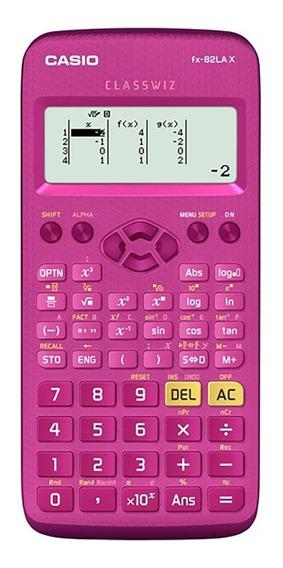 Calculadora Cientifica Casio Fx-82lax Fx-82ex Classwiz