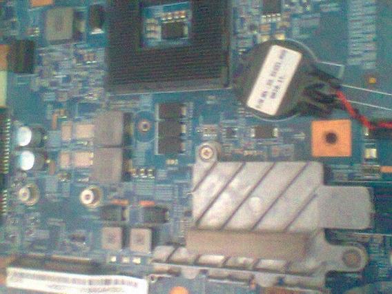 Placa Mãe Notebook Sony Mbx 250 Z40hr Mb S0203 Com Defeito