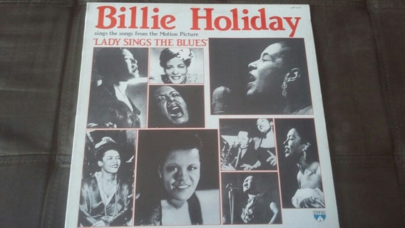 Lp Billie Holiday - Lady Sings The Blues. ( Importado )