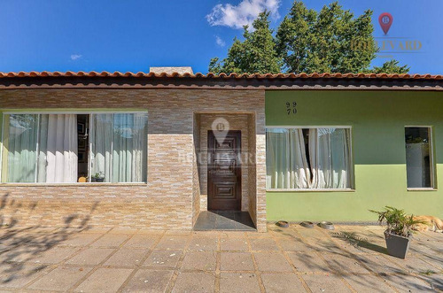 Imagem 1 de 20 de Casa Térrea De Esquina À Venda, 250 M² Por R$ 850.000 - Guabirotuba - Curitiba/pr - Ca0193