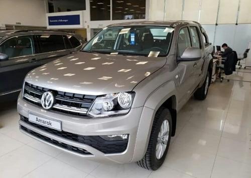 Volkswagen Amarok 2.0 Tdi 140cv Tcomfort 4x4 Lm