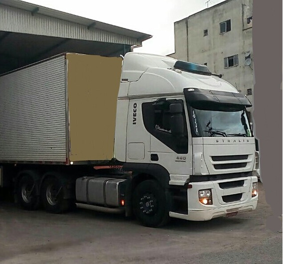Iveco Stralis 440 6x2 Automatico Eurotronic 420 460 480 Fh G
