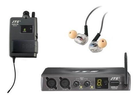 Sistema De Monitoração Sem Fio Jts Siem 2t/r