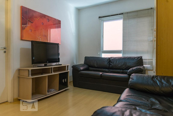 Apartamento Para Aluguel - Santa Cecília, 1 Quarto, 40 - 893112724
