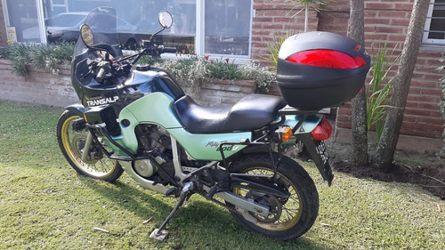 Imagen 1 de 8 de Honda Transalp 600 Xl600v Modelo 1994. Muy Buen Estado.