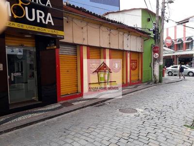 Loja Para Alugar, 103 M² Na Rua Do Comércio - Centro - Angra Dos Reis/rj - Lo0066