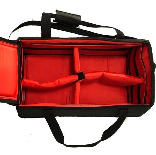 Capa Case Filmadora Profissional Hd Sony Panasonic 51x25x265