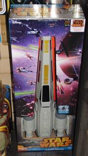 X Wing Fighter Hero Series