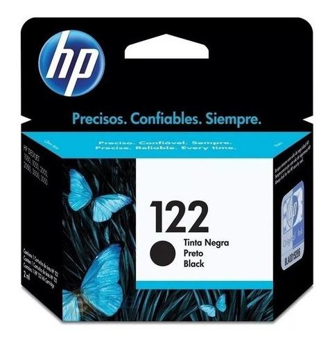 Cartucho Hp Verificable 122 Negro 122n 2050