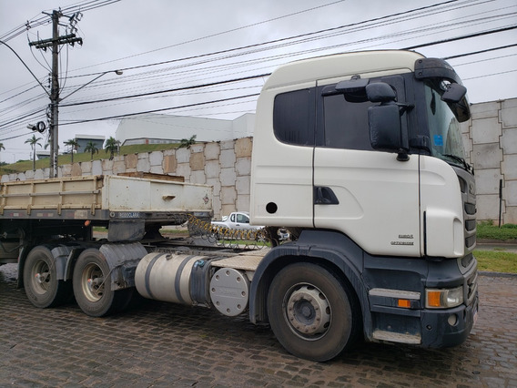 Scania R440 A 6x4 Automática 2013 =volvo Fh 400 Axor 2644
