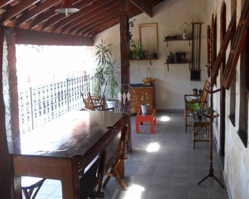 Casa Para Venda Vila Tupi, Várzea Paulista 3 Dormitórios Sendo 1 Suíte. Aceita Permuta. - Ca00520 - 4952313
