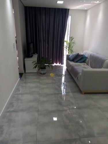 Imagem 1 de 7 de Apartamento Com 2 Dormitórios À Venda, 44 M² Por R$ 395.000,00 - Assunção - São Bernardo Do Campo/sp - Ap3201
