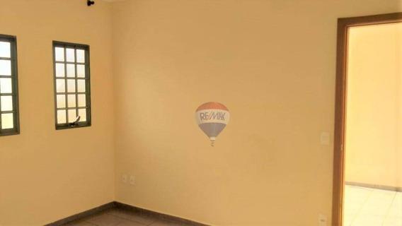 Casa Com 3 Dormitórios Para Alugar, 90 M² Por R$ 1.300/mês - Jardim Paraíso - Botucatu/sp - Ca0726