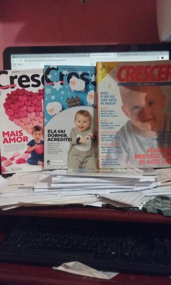 Revista Crescer A Vida E Melhor Com Os Filhos 03 Volume