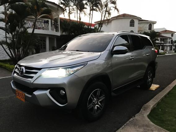 Toyota Fortuner Toyota Fortuner 2018