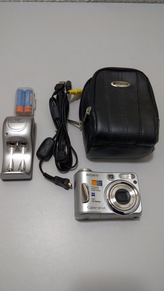 Câmera Digital Sony Cyber-shot Dsc-s90