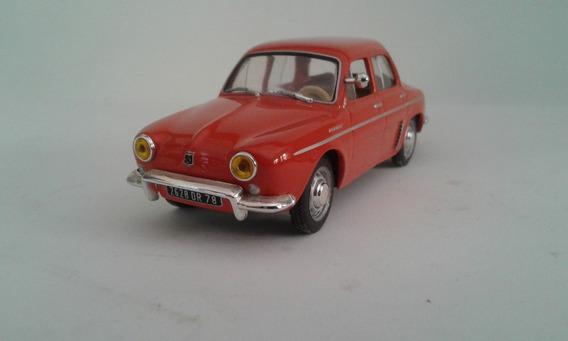 Renault Dauphine Escala 1-43 Y Renault 4 Gtl Marca Burago
