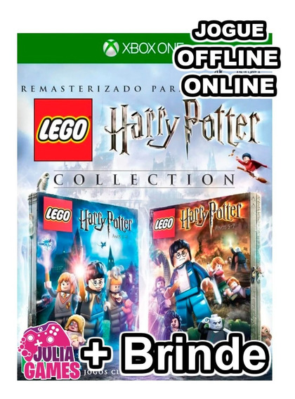 Lego Harry Potter Collection Xbox One Digital + Brinde