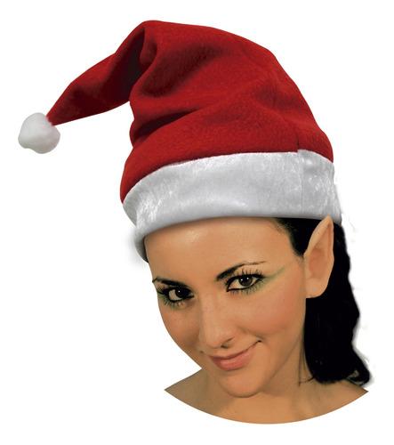 Gorro Rojo Navideño Gorrito De Navidad