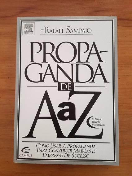 Propaganda De A A Z - 3ª Edição