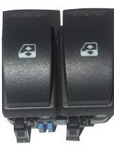Tecla Doble L.cristal Renault Logan -symbol-duster(generica)