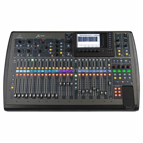 Consola Digital Behringer X32 Mixer Digital Full