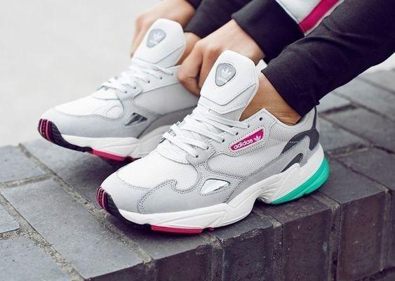 Zapatillas adidas Falcon Mujer