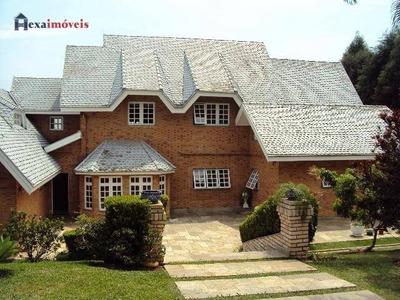 Casa Residencial Para Venda E Locação, Aldeia Da Serra, Morada Dos Pássaros, Barueri. - Ca0119