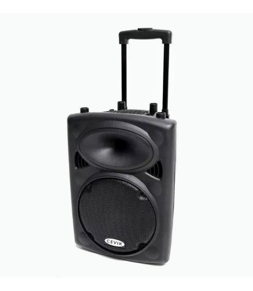 Caixa De Som Acústica Cevik Pioneer 500watts 12 Polegadas