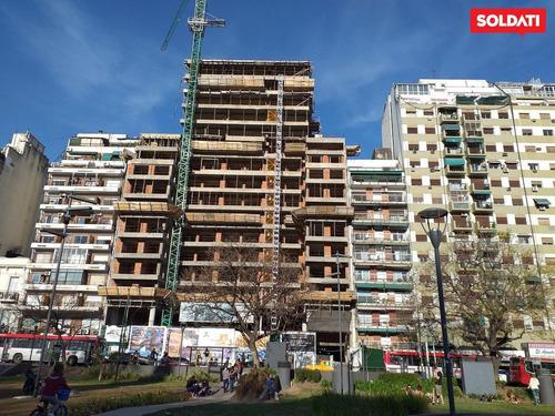 Metropolitan Plaza Venta Departamento 1 Ambiente  42 M Piso Alto Barrio Norte