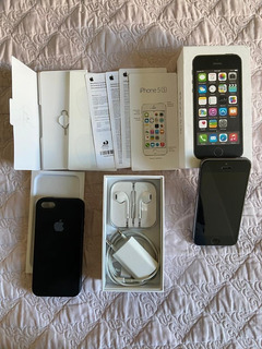 Celular Apple iPhone 5s 16g Cinza