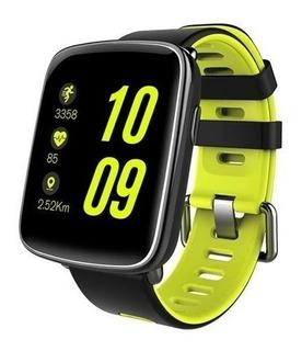 Reloj Deportivo Smartwatch Gv68 Ritmo Cardiaco Sumergible