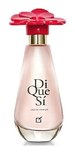 Perfume, Loción, Colonia Di Que Sí 50 Ml Yanbal