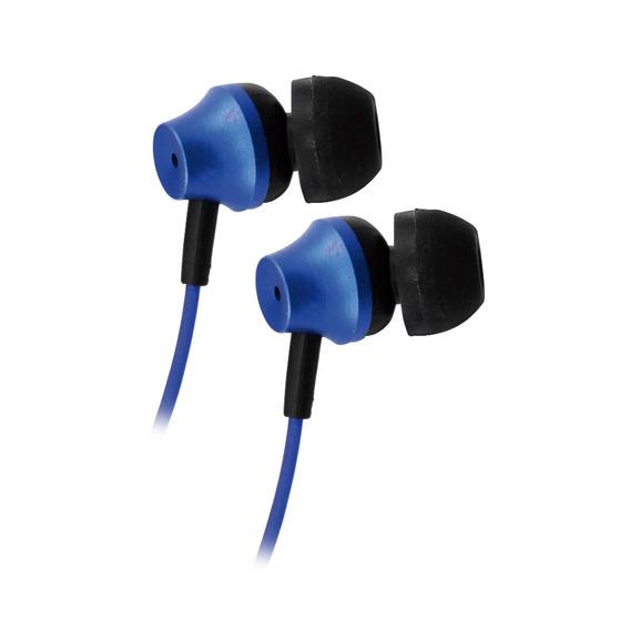 Fone De Ouvido Platinum Fn403 Azul Microfone Hands Free Oex