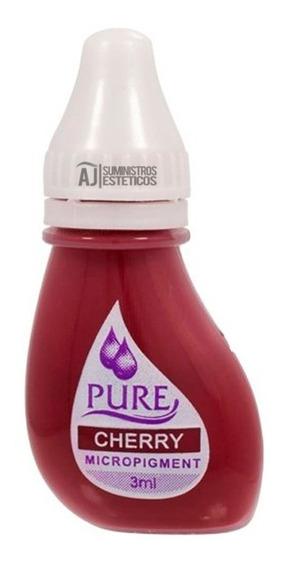 Pigmento Para Labios Biotouch Pure Cherry Original. Tienda
