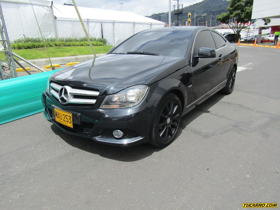 Mercedes Benz Clase C Cgi