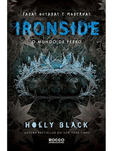 Imagem 1 de 1 de Ironside - O Mundo De Ferro