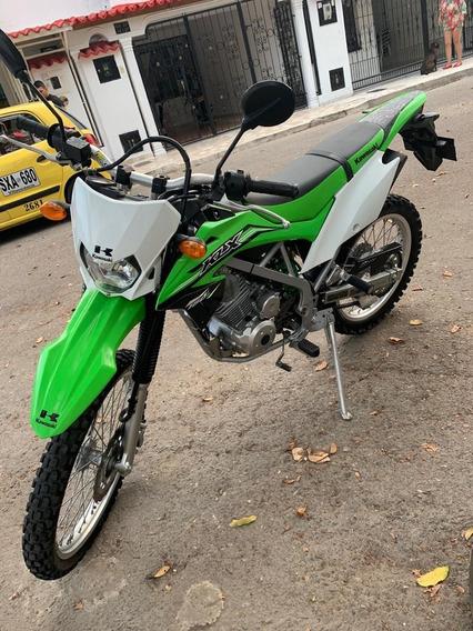Kawasaki Klx 150 2018