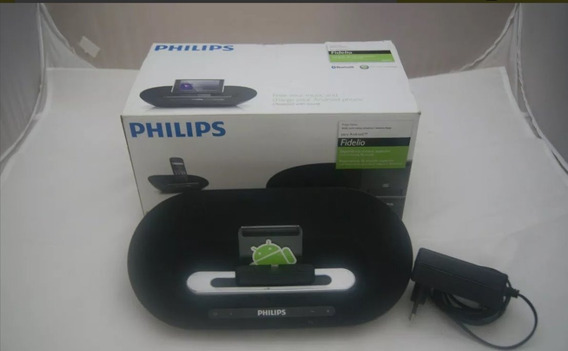 Caixa Bluetooth Philips As-351 Dock Android