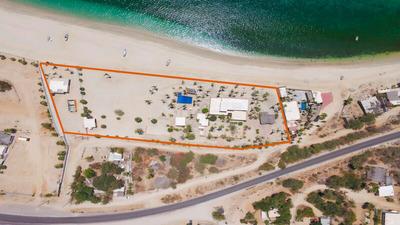 Casa / Terreno Los Barriles Baja California Sur