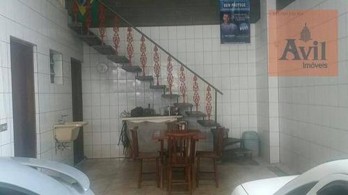 Galpão À Venda, 375 M² Por R$ 1.500.000,00 - Cidade Nova São Miguel - São Paulo/sp - Ga0168