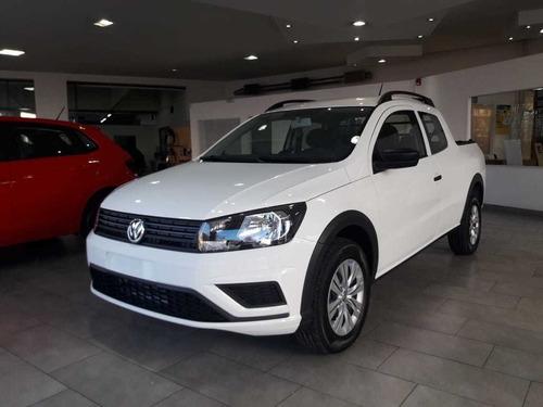 Volkswagen Saveiro 1.6 Cab Doble - Comfortline My21 Dm