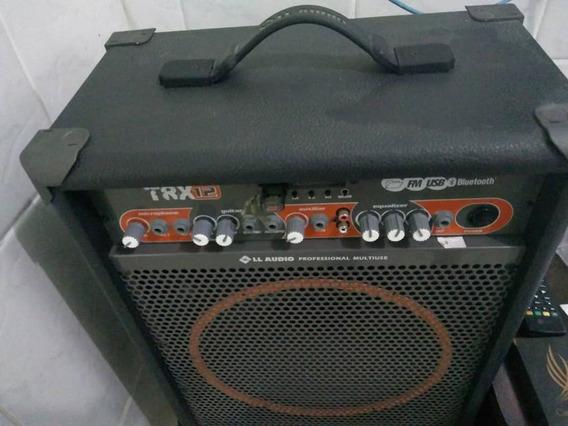 Caixa De Som Profissional. Radio Am E Fm,blottoof...